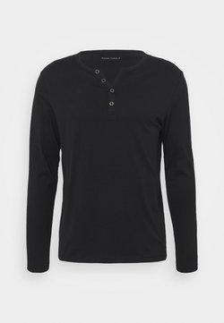 Pier One - Pitkähihainen paita - black