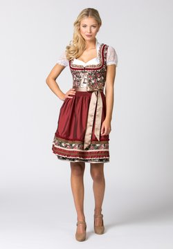 Stockerpoint - Dirndl - bordeaux