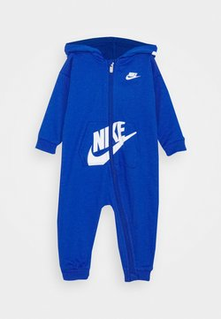 Nike Sportswear - HOODED BABY COVERALL UNISEX - Combinaison - game royal