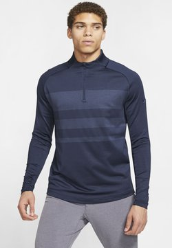 Nike Golf - Funktionsshirt - obsidian/diffused blue/obsidian