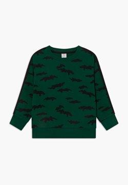 Lindex - MINI STREET PANEL - Sweater - dark green