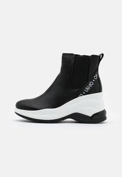 Liu Jo Jeans - KARLIE REVOLUTION  - Ankle Boot - black
