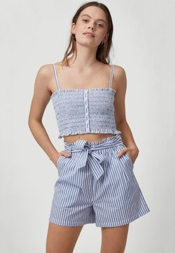 O'Neill - VACATION CO-ORD - Top - blue with white