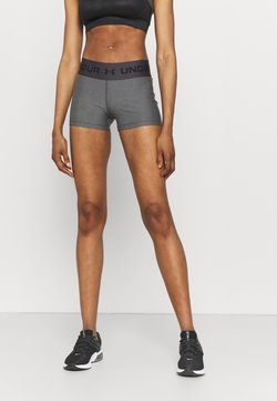 Under Armour - SHORTY - Tights - charcoal light heather
