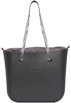 O Bag - Shopping bag - grafite