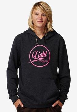 Light Boardcorp - Hoodie - Black