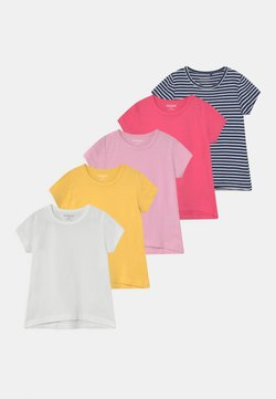 Staccato - GIRLS KID 5 PACK - T-shirt med print - multi-coloured