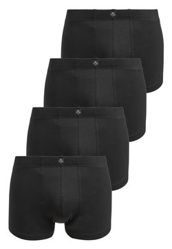 Next - 4 PACK - Shorty - black