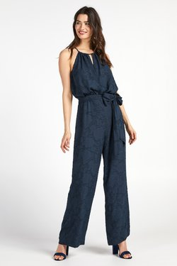 Steps - Jumpsuit - navy