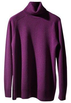 Massimo Dutti - Sweter - neon pink