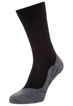 FALKE - TK5 - Sportsocken - black grey