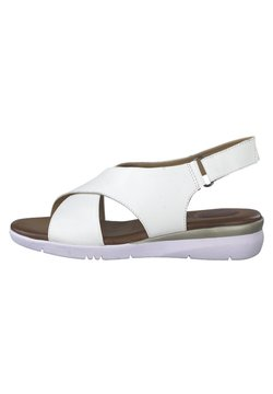 Jana - JANA - Outdoorsandalen - white