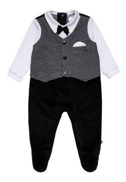 Jacky Baby - WAGENANZUG CLASSIC - Nattdräkt - black