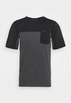 Dakine - VECTRA - T-Shirt print - castlerock/black