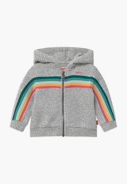 Levi's® - FULL ZIP HOODIE - Hoodie met rits - light gray