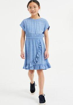WE Fashion - Freizeitkleid - blue