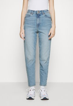 New Look - WAIST ENHANCE MOM BRENDEN - Jeans Relaxed Fit - light blue