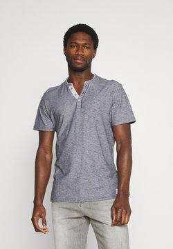 TOM TAILOR - T-Shirt print - dark blue