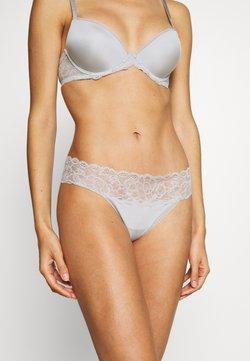 Calvin Klein Underwear - THONG - String - jet grey