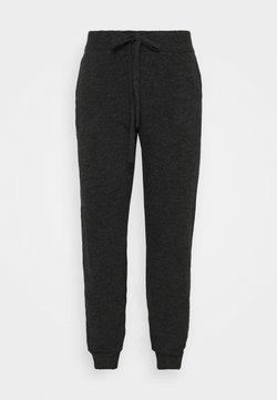 Vero Moda Curve - VMVELAN PANT  - Jogginghose - dark grey