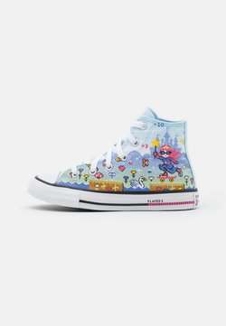 Converse - CHUCK TAYLOR ALL STAR GAMER UNISEX - High-top trainers - blue/bold pink/white