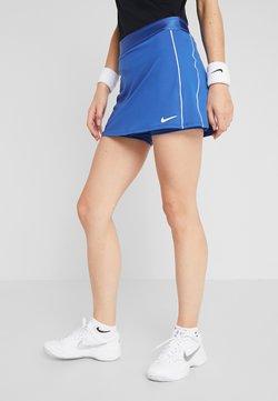 Nike Performance - DRY SKIRT - Sportkjol - game royal/white