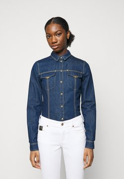 Versace Jeans Couture - LADY - Overhemdblouse - indigo