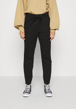 JDY - JDYPRETTY NEW PANT - Jogginghose - black