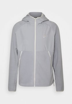Nike Sportswear - HOODIE WINTER - Veste polaire - light smoke grey/light bone