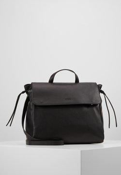 Bree - STOCKHOLM 57, BLACK, TOP HANDLE - Handtasche - black