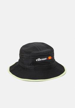 Ellesse - BORLIA BUCKET HAT UNISEX - Hattu - black