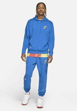 Nike Sportswear - Hættetrøjer - signal blue/signal blue