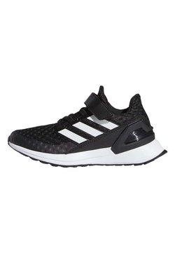adidas Performance - RAPIDARUN UNISEX - Juoksukenkä/neutraalit - black