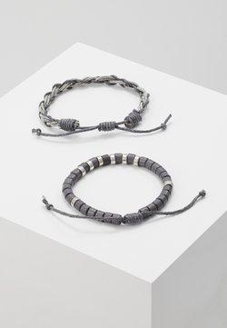 ALDO - GEYMOND 2 PACK - Bracelet - grey
