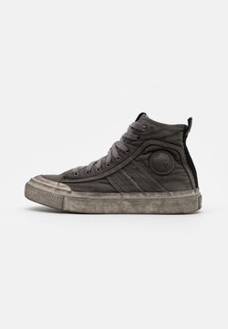 Diesel - ASTICO S-ASTICO MID LACE - Baskets montantes - gunmetal