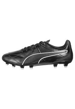 Puma - KING HERO FG FUSSBALLSCHUH HERREN - Chaussures de foot à crampons - black/white