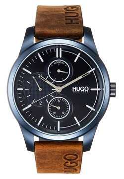 HUGO - DISCOVER - Montre - brown