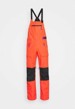 The North Face - TEAM KIT  - Pantalon de ski - flare/tnf black