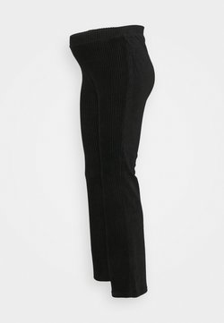 Pieces Maternity - PCMDIMAH PANT - Pantalones - black