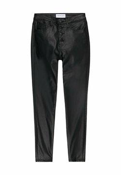 Calvin Klein Jeans - SUPER - Jeans Skinny Fit - denim black