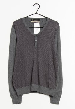 Burton - Strickpullover - grey