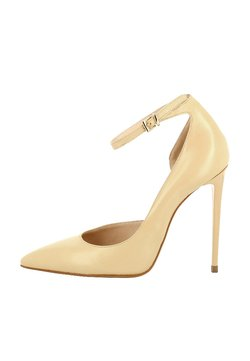 Evita - LISA - Zapatos altos - beige