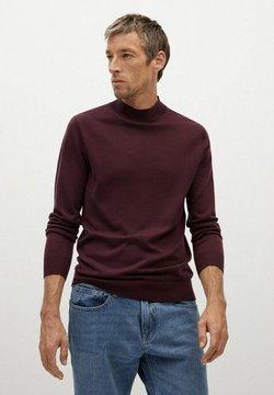 Mango - WILLYM - Sweatshirt - bordeaux