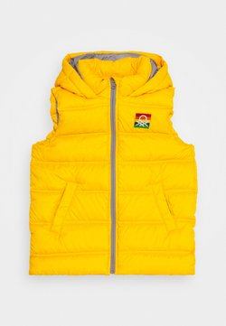 Benetton - BASIC BOY - Smanicato - yellow
