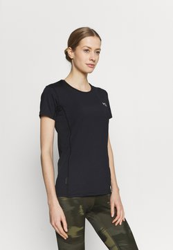 Kari Traa - NORA TEE - T-shirts med print - black