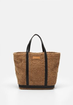 Vanessa Bruno - CABAS MOYEN - Shopping Bag - marron glace