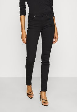 Guess - ANNETTE - Jeans Skinny Fit - black denim