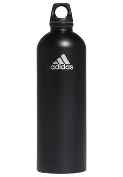 adidas Performance - STEEL WATER BOTTLE .75 L - Drikkeflaske - black