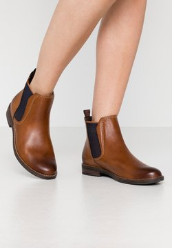 Marco Tozzi - Ankle boots - muscat antic