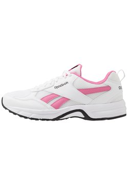 Reebok - PHEEHAN - Zapatillas de running neutras - white/posh pink/black